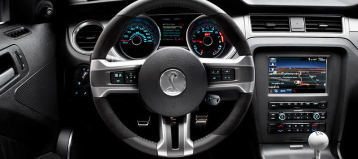 Ford Mustang Interior
