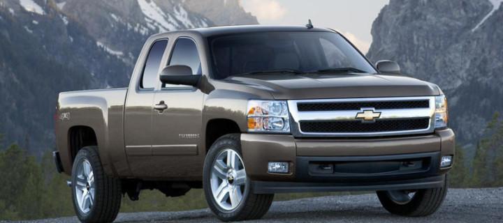 Chevrolet Silverado – Exterior View