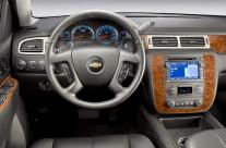 Chevrolet Silverado – Interior View