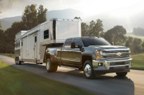 Chevrolet Silverado Heavy Duty – Towing Capabilities